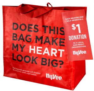 Does this Bag Make My Heart Look Big?