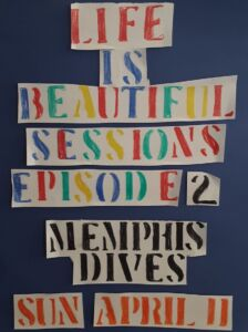 Memphis Dives in text